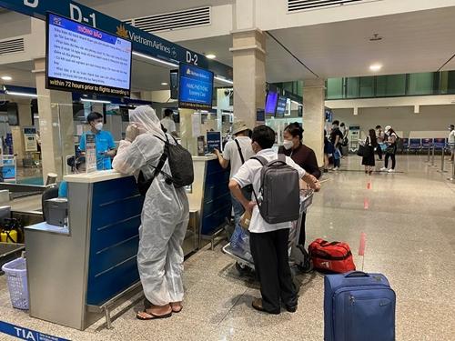 Tỉnh Bắc Ninh tiếp tục đón công dân trở về từ TP Hồ Chí Minh