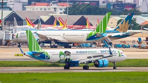 Từ ngày 21 10, tăng tần suất các chuyến bay nội địa