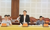 Công bố quyết định thanh tra trách nhiệm tại UBND tỉnh Gia Lai