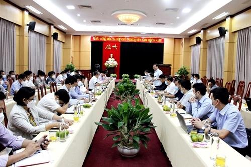 Công bố quyết định tranh tra về trách nhiệm UBND tỉnh Quảng Ngãi