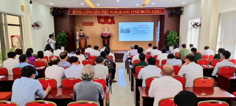 Đà Nẵng phát động thi tìm hiểu Nghị quyết Đại hội Đảng