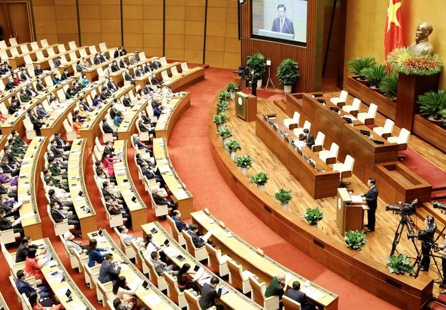 Những nội dung chính của kỳ họp thứ 2, Quốc hội khóa XV