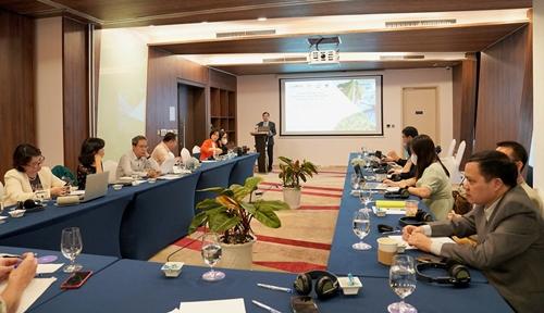 Khởi động dự án Bảo tồn Môi trường sống ven biển Đồng bằng sông Cửu Long