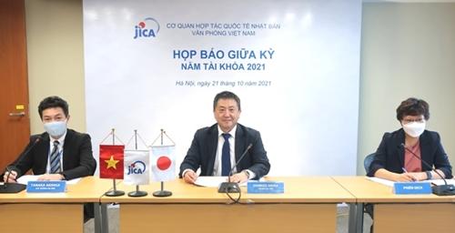 Các dự án hợp tác của JICA phù hợp với mục tiêu kép của Việt Nam
