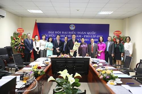 Làm sâu sắc hơn công tác đối ngoại nhân dân giữa Việt Nam và Phi-líp-pin