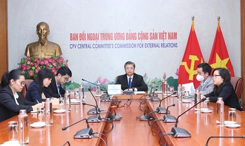 Việt Nam - Trung Quốc trao đổi chuyên đề về phòng, chống dịch COVID-19