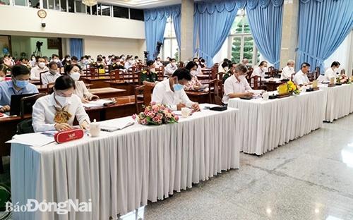 Đồng Nai Quán triệt các quy định mới về công tác xây dựng Đảng
