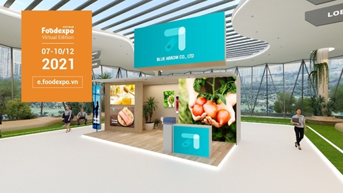 Vietnam Foodexpo 2021 trực tuyến - kết nối giao thương trên môi trường số