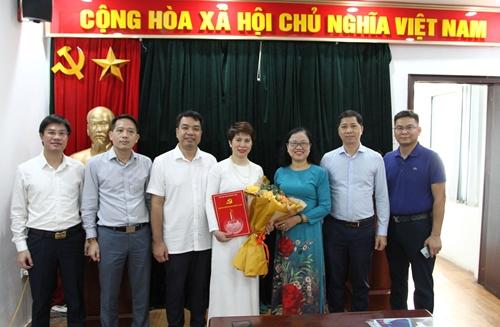 Hiệp hội Doanh nghiệp nhỏ và vừa TP Hà Nội chú trọng công tác xây dựng Đảng