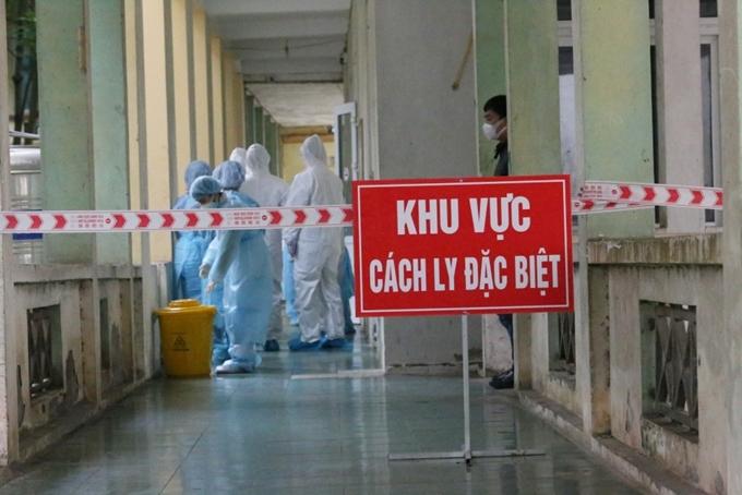 Ngày 21/10: Có 3.636 ca mắc COVID-19, 1.541 bệnh nhân khỏi bệnh
