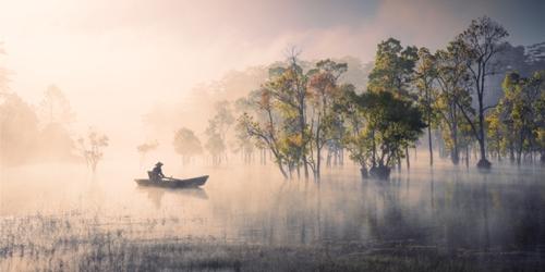 Nhiếp ảnh gia Cao Kỳ Nhân đoạt giải vàng ảnh phong cảnh quốc tế