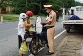 Thanh Hóa xử phạt gần 62 000 trường hợp vi phạm giao thông