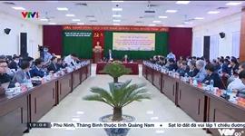 Quảng Ninh khởi công 3 dự án lớn