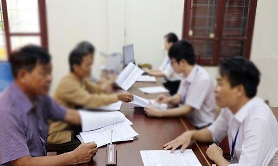 Hướng xử lý đơn không thuộc thẩm quyền giải quyết?