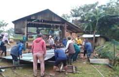 Nam Trà My Quảng Nam khẩn trương khắc phục hậu quả mưa lũ