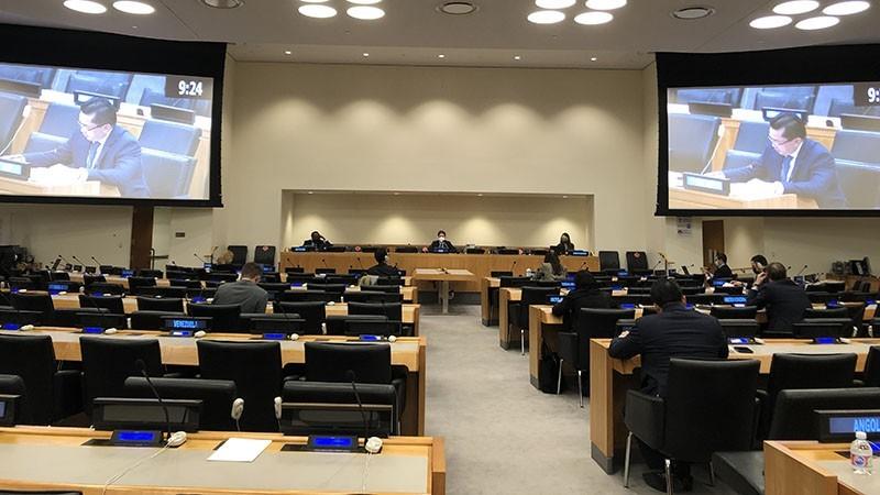 Việt Nam sẽ tham gia tích cực và sâu rộng hoạt động gìn giữ hòa bình LHQ