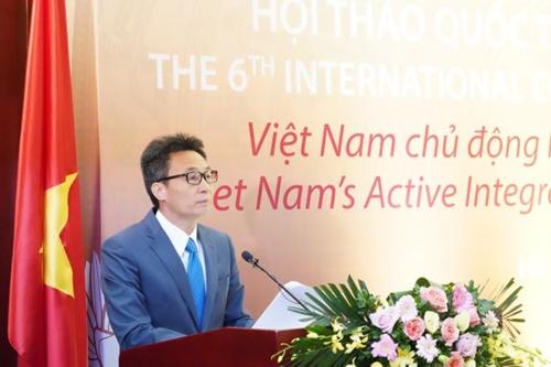 Việt Nam chủ động hội nhập và phát triển bền vững