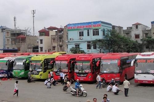Tìm người đi xe khách từ TP Hồ Chí Minh ra Bến xe Nước Ngầm Hà Nội từ ngày 22-24 10