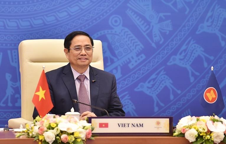 Thủ tướng kêu gọi ASEAN và Ấn Độ hỗ trợ nhau ứng phó với dịch COVID-19