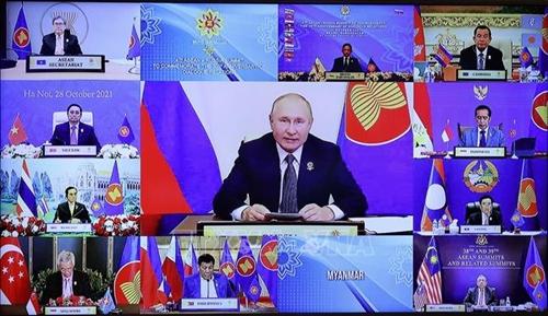 ASEAN và Nga khẳng định hợp tác chặt chẽ đẩy lùi dịch bệnh COVID-19