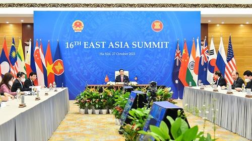 EAS cần tiếp tục là diễn đàn hàng đầu do ASEAN dẫn dắt