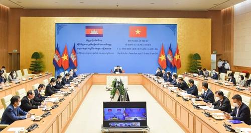 Tiếp tục hợp tác và phát triển các tỉnh biên giới Việt Nam - Campuchia