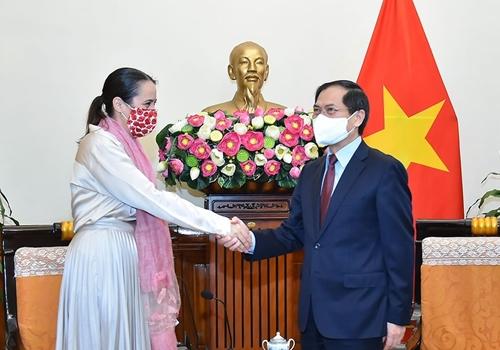 Thúc đẩy hơn nữa quan hệ Đối tác Chiến lược Việt Nam - New Zealand