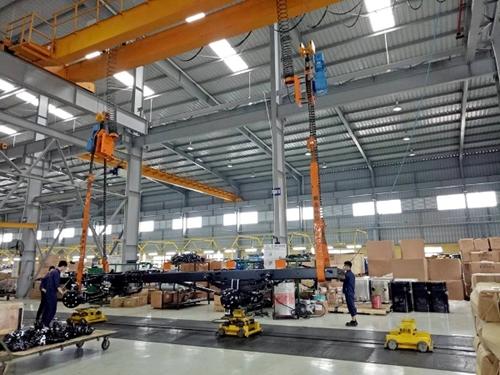 Đề xuất giảm 50 lệ phí trước bạ đối với ô tô sản xuất, lắp ráp trong nước
