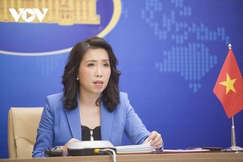 Реакция Вьетнама на проведение Тайванем КНР военных учений с боевыми стрельбами в морской акватории вблизи острова Бабинь