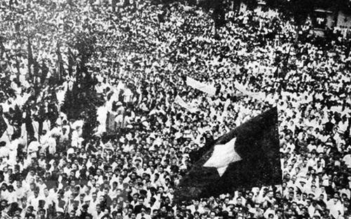 Августовская революция сила воли и единства народа