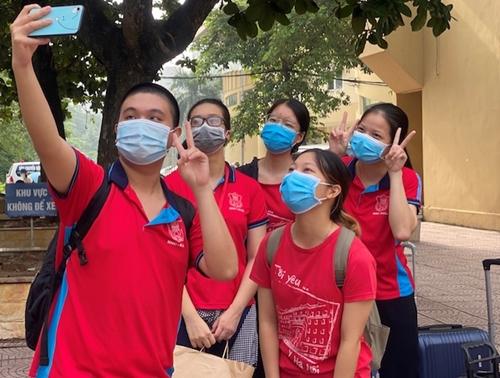 Вонлонтёры принимают активное участие в борьбе с эпидемией