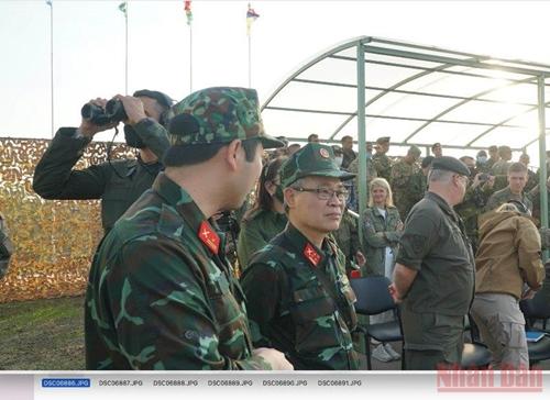Вьетнам участвует в учениях «Запад» в России в качестве наблюдателя