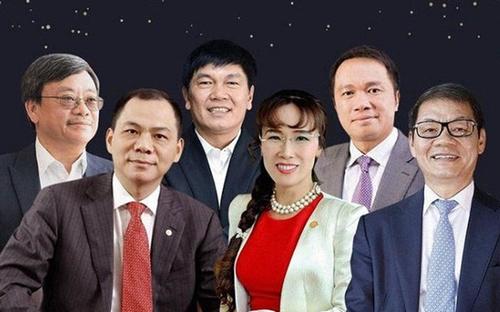 Какие российские ВУЗы закончили самые богатые миллиардеры Вьетнама