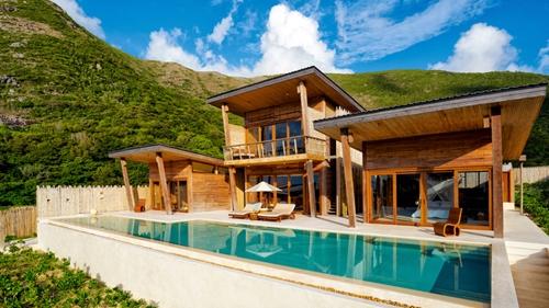 На острове Кондао расположен лучший курорт в Юго-Восточной Азии
