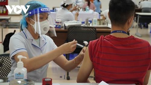 Ханой стремится завершить вакцинацию 2 дозами в ноябре 2021 года