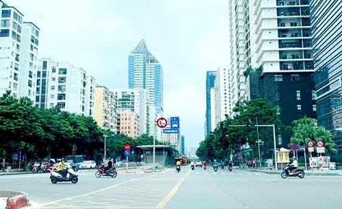 В Ханое смягчили ограничения с 6 часов утра 21 сентября