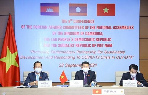 Активизация парламентского сотрудничества в борьбе с коронавирусом