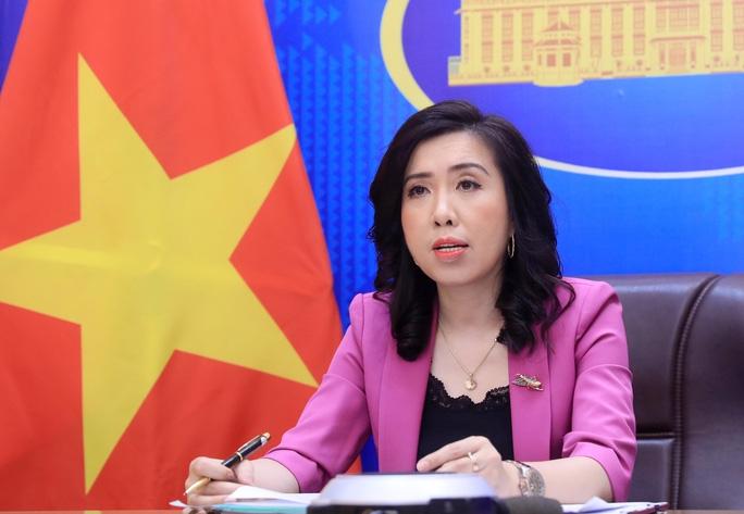 Вьетнам призвал Китай прекратить правонарушения на архипелаге Чыонгша