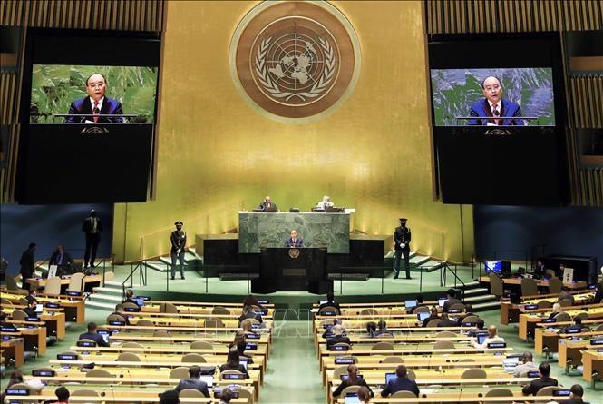 Российские СМИ Вьетнам – ответственный член ООН