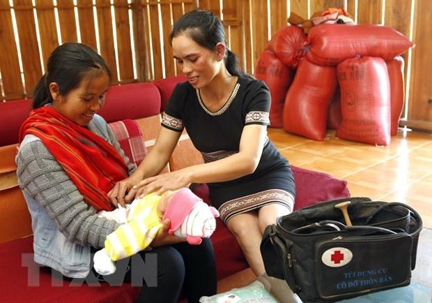 Более 2 млн выделено на помощь Вьетнаму для снижения материнской смертности