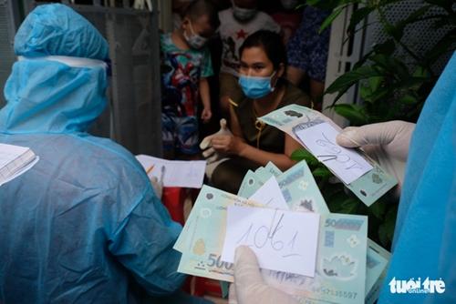 Рабочие-иммигранты в городе Хошимин получат гуманитарную помощь