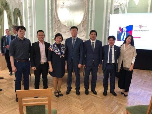 Российско-вьетнамский бизнес акселератор