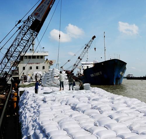 Экспортные цены на вьетнамский рис продолжают расти