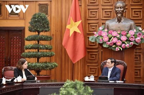 Укрепление отношений стратегического партнерства между Вьетнамом и Австралией