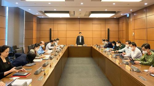 Национальное собрание обсудило в группах особые механизмы для 4 провинций и городов