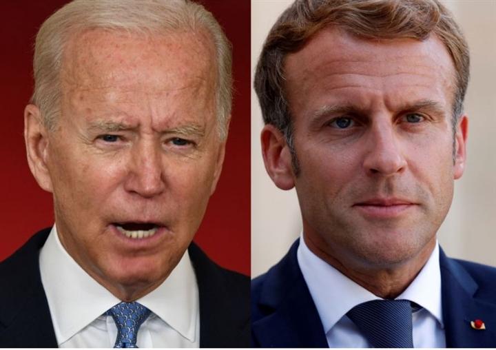Президенты США и Франции обсудили по телефону пути развития сотрудничества Вашингтона и Парижа