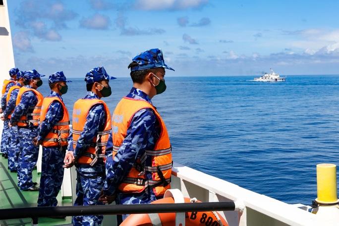 Силы береговой охраны Вьетнама и Китая проводят совместное патрулирование в Тонкинском заливе