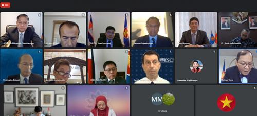La ASEAN y la ONU analizan su situación de asociación integral bilateral