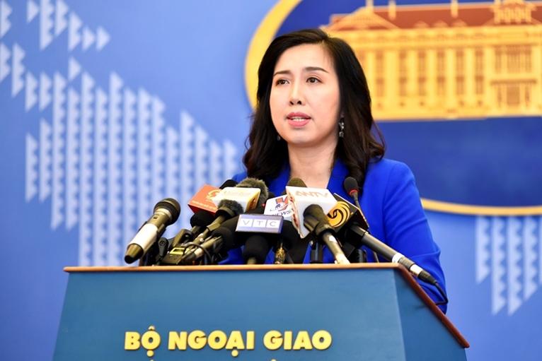 Vietnam defiende su soberanía marítima en el marco de los principios de la UNCLOS