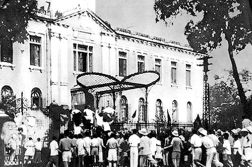 El establecimiento, desarrollo y perfeccionamiento del lineamiento revolucionario estratégico de liberación nacional del Partido durante el periodo de 1930-1945